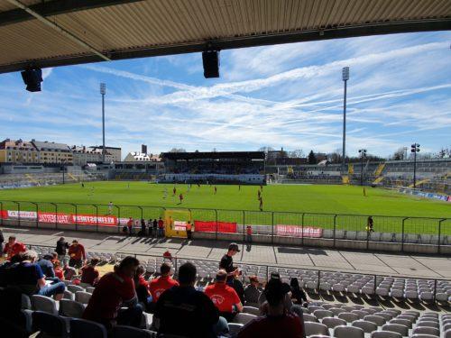 FCB Spielstätte Grünwalder Stadion von 1925 - 1972